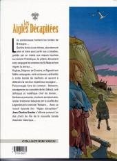 Verso de Les aigles décapitées -4c01- L'hérétique