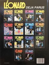 Verso de Léonard -3c1986- Léonard, c'est un quoi, déjà ?