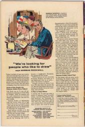 Verso de Strange Tales (Marvel - 1951) -146- The End at Last!