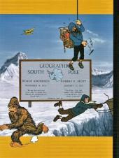 Verso de Tintin - Pastiches, parodies & pirates - Tintin en Alaska et sur les pôles