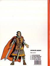 Verso de Chevalier Ardent (Rijperman et autres) -3ES- Le Chien des Arboë
