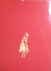 Verso de Ken Parker (Collezione Serie Oro) -4- Sotto il cielo del Messico - Colpe grosso a San Francisco