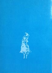 Verso de Ken Parker (Collezione Serie Oro) -8- Butch l'implacabile - Uomini, bestie ed eroi