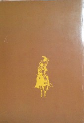 Verso de Ken Parker (Collezione Serie Oro) -9- La lunga pista rossa - Santa Fe express
