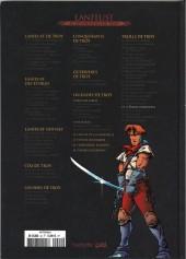 Verso de Lanfeust et les mondes de Troy - La collection (Hachette) -62- Trolls de Troy - La Trolle impromptue