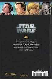 Verso de Star Wars - Légendes - La Collection (Hachette) -1324- Episode I - La Menace Fantôme - Révélations