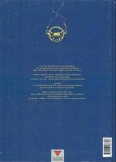 Verso de Aquablue -2c98- Planète bleue