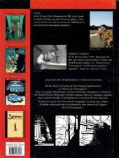 Verso de Spirou et Fantasio (Une aventure de.../Le Spirou de...) -3a2008- Le tombeau des Champignac