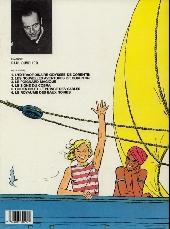Verso de Corentin (Cuvelier) -7a86- Le royaume des eaux noires