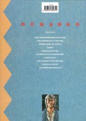 Verso de Durango -5c1995- Sierra sauvage