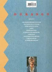 Verso de Durango -7b1995-
