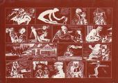 Verso de Corto Maltese (Publicness) -1- Corto Maltese - Sous le signe du capricorne