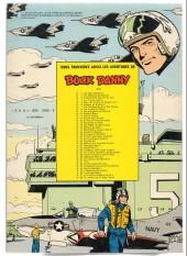 Verso de Buck Danny -3d1977- La revanche des fils du ciel