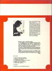 Verso de Cubitus -6a81- Heureux qui, comme Cubitus