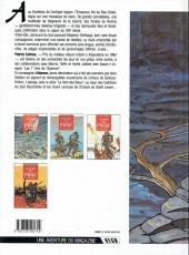 Verso de Le vent des Dieux -1b1990- Le sang de la lune