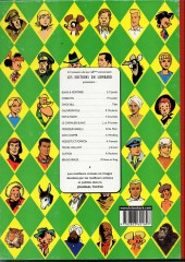 Verso de Modeste et Pompon (Franquin) -1b06- 60 aventures de Modeste et Pompon