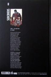 Verso de Suiciders -1- Des hauteurs de l'abîme