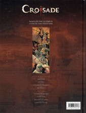 Verso de Croisade - Nomade -1b14- Simoun Dja