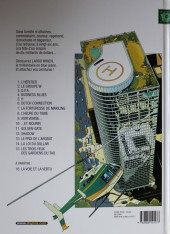Verso de Largo Winch -5a08- H