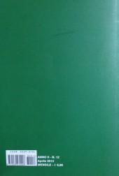 Verso de Savarese (Mastercomix) -3- Savarese 3