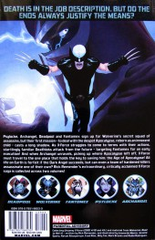 Verso de Uncanny X-Force (2010) -OMNI01- By Rick Remender: The Complete Collection Volume 1