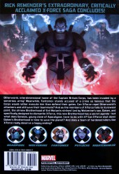 Verso de Uncanny X-Force (2010) -OMNI02- By Rick Remender: The Complete Collection Volume 2
