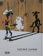 Verso de Lucky Luke -68a10- Le prophète
