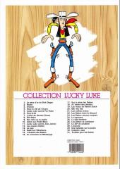Verso de Lucky Luke -6e12- Hors-la-loi