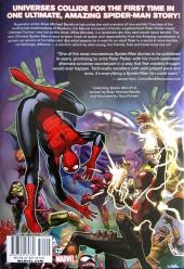 Verso de Spider-Men (2012) -INT- Spider-Men