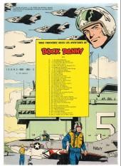 Verso de Buck Danny -24b77- Prototype fx-13
