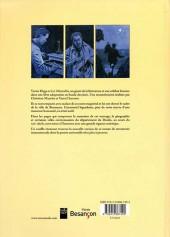 Verso de Les misérables (Maucler/Chavarot) - Les Misérables (Une libre adaptation à Besançon)