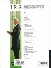 Verso de I.R.$. -7b15- Corporate america
