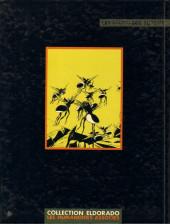 Verso de Les naufragés du temps -7- Le sceau de Beselek