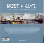 Verso de (AUT) Roudeau - Brest à quai - [Carnet de bord] des travailleurs du port