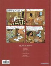 Verso de Le chat du Rabbin -2a06- Le malka des lions