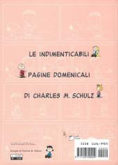 Verso de Peanuts (en italien) -1- Peanuts