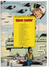 Verso de Buck Danny -2c1976'- Les mystères de midway
