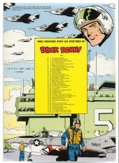 Verso de Buck Danny -11b77'- Ciel de Corée