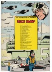 Verso de Buck Danny -13c1977- Un avion n'est pas rentré