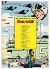 Verso de Buck Danny -16e1976- Menace au nord