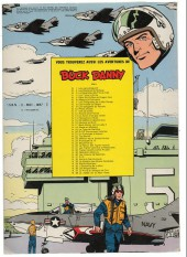 Verso de Buck Danny -20b1977a- S.o.s. soucoupes volantes !