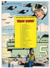 Verso de Buck Danny -21b1977- Un prototype a disparu