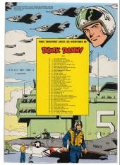 Verso de Buck Danny -23b1977- Mission vers la vallée perdue