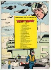 Verso de Buck Danny -37a1976- Le pilote au masque de cuir