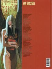 Verso de Le maître de jeu -1b2002- Testament