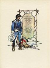Verso de Blueberry -16a76- Le hors la loi