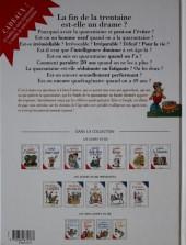 Verso de Le guide -6c04- Le guide de la quarantaine