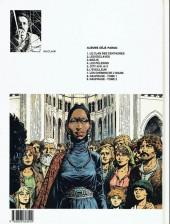 Verso de Simon du Fleuve -4a89- Les pélerins