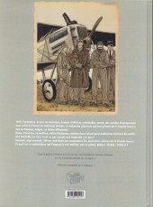 Verso de Le courrier de Casablanca -1- Christina