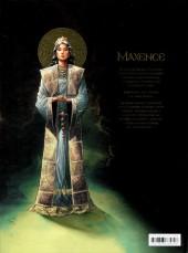 Verso de Maxence -2- Livre 2 - L'augusta